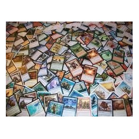 Lote De 1000 Comunes Magic The Gathering