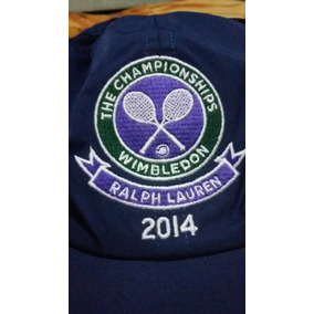 Gorra Polo Ralph Lauren Original Wimbledon 2014 London
