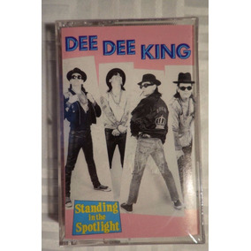 Dee Dee King ¿standing In The Spotlight Sealed 1989 Ramones