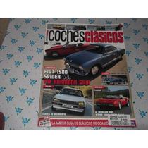 Coches Clasicos Revista Karman Vw