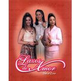 Telenovela Lazos De Amor Completa En 20 Dvds Con Lucero