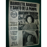 Lote 50 Revistas Asi Historia Peron Vedettes Crimen Elegis