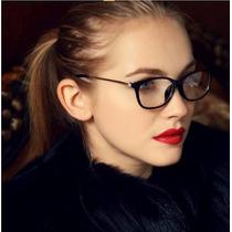 Armação Lentes Óculos De Grau Modelo Feminino Cores Moda