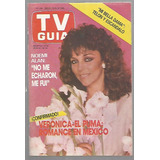Tv Guia / N° 1180 / 1986 / Noemi Alan / Los Calabro /