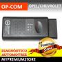 Escaner Opcom Diagnostico Automotriz Linea Opel Chevrolet