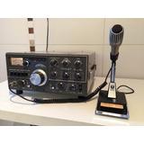Kenwood Ts-520se Con Micrófono, Imperdible! Radio Aficionado
