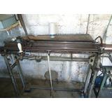 Maquina De Tejer 10 Dubied Industrial
