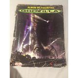 Album Godzilla Año 1997 Top Cards Con 181 Figus De 216