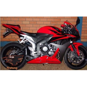 Escapamento Esportivo Cbr 600rr- Firetong Willy Made Full