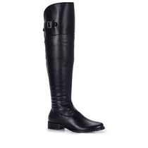 Bota Over The Knee Feminina Paralelle - Preto