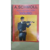 Metodo Para Violino Schmoll Ccb Impresso Qualidade Original