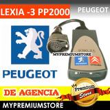 Escaner Diagnostico Automotriz Lexia Linea Peugeot Y Citroen