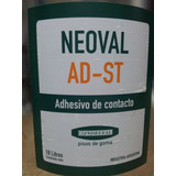 Adhesivo Goma Neoval Indelval 18lts