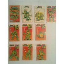 Naipes Tortugas Ninja Y Los Simpson
