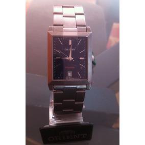 Reloj Orient Titanium Original De Hombre
