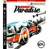 Burnout Paradise Ps3 Digital