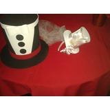Sombreros Novios Cotillon (despedida De Solteras)