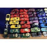 Colección Top Cars De Maisto. 50 Autos 1/38