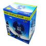 Mini Ventilador Portatil 12 V 15cm Veicular Silencioso Carro