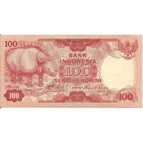 Cédula - Indonesia - 100 Rupiah - 1977 - Cat#116