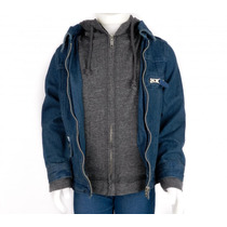 Jaqueta Jeans Infantil Masculina Tip Top 3300042