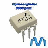 Moc3011 Optoacoplador Optoaislador Triac