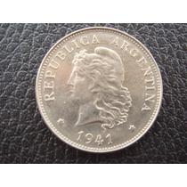 Argentina - Moneda De 50 Centavos Año 1941, Mb