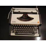 Vendo Maquina De Escribir Portatil Olympia Traveller Luxe