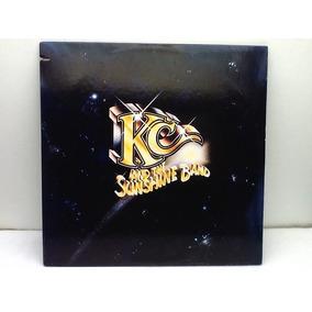 Vinilo Lp Kc And The Sunshine Band / Importado Usa Impecable