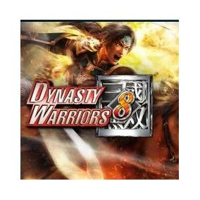 Dynasty Warriors 8 Ps3 Jogos Codigo Psn
