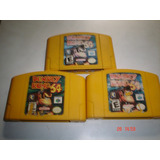 Nintendo 64 Donkey Kong 64 Y Expansion Pack N64