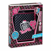 Promoção Diário Eletrônico Monster High - Mattel