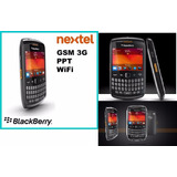 Nextel Blackberry 9620 3g Wifi Cam 5mp Gps Original Linha 3g