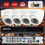 Kkmoon 8ch 960h/d1 Dvr Digital Video Recorder + 4 * Cámara