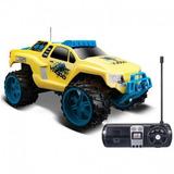 Camioneta Rc 4x4 Control Remoto Auto Maisto Vehículo Vudoo