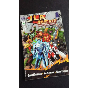 Jla / Wildc.a.t.s. Editorial Vid.