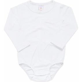 Camiseta Body Malha Marisol - Várias Cores - Tamanhos 1- 12