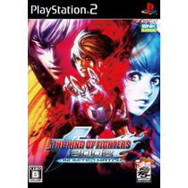 Patch The King Of Fighters 2002 Unlimited M Ps2 Frete Gratis