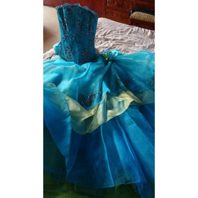 Vestido De Xv Años (eos Cordero)
