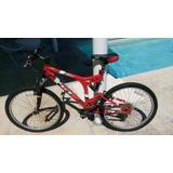Mountain Bike Gt Doble Suspensión. Nueva Importada De Usa