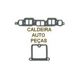 Junta Coletor Admissão Escap Opala Caravan 4 Cilindros