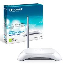 Router Módem Inalámbrico N Adsl2+ De 150mbps Td-w8901n