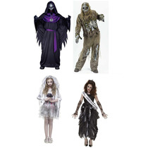 Disfraz Zombie Halloween Niña Niño