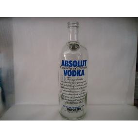 Vodka Absolut Com Rosca Sem Tampa Vaz 1lt [orgulhodoml2]