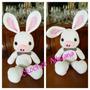 Pig Rabbit O Cerdo Conejo Amigurumi Envio Gratis