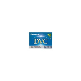 Dvc-60 Panasonic Cintas De Video