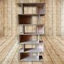 Biblioteca Zigzag 80cm - Estanteria - De Pino - Koalo