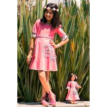 American Girl Set De Ropa Selfieme, Nature Pink - Talla S