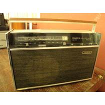 Antigo Radio Philco Transglobe 9 Faixas #3825