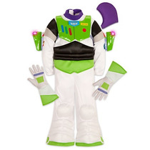 Fantasia Buzz Lightyear Toy Story Acende Disney Store 4 Anos